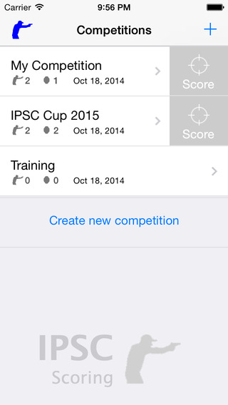 IPSC Scoring | Competitions